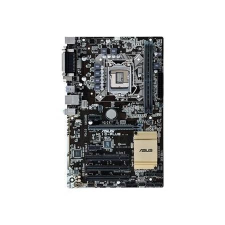 H110-PLUS ASUS H110-PLUS Intel H110 Chipset DDR4 ATX Motherboard