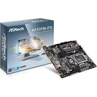 ASRock Intel H110 DDR4 LGA 1151 Mini ITX Motherboard