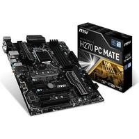 MSI Intel H270 PC Mate DDR4 LGA 1151 ATX Motherboard