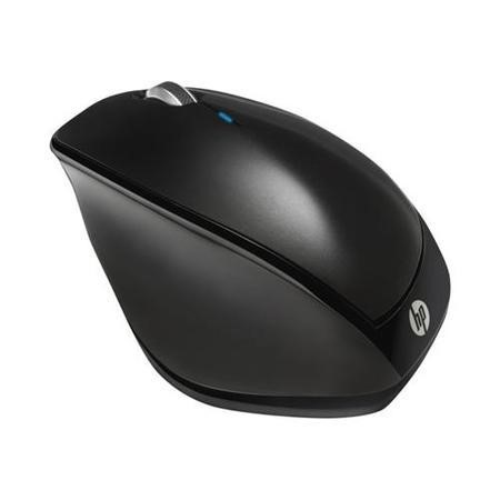HP X4500 Wireless Mouse in Black