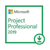 Microsoft Project Professional 2019 - 1 PC Device - Electronic Download