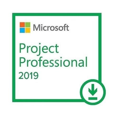 Microsoft Project Professional 2019 - ESD