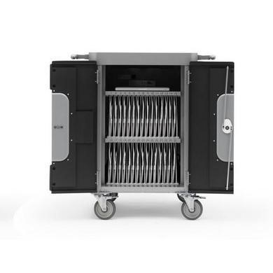 Apple Bretford PowerSync Cart - Cart for 30 web tablets - for iPad 1; iPhone 3G 3GS 4 4S; iPod touch 1G 2G 3G