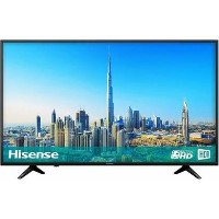 "GRADE A2 - Hisense H65A6200UK 65"" 4K Ultra HD Smart HDR LED TV with 1 Year Warranty"