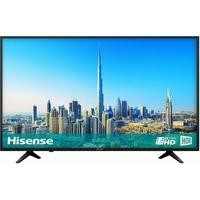 "Hisense H43A6200 43"" 4K Ultra HD HDR LED Smart TV with Freeview Play"
