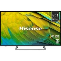 "Hisense H50B7500 50"" 4K Ultra HD Smart HDR LED TV with Dolby Vision"