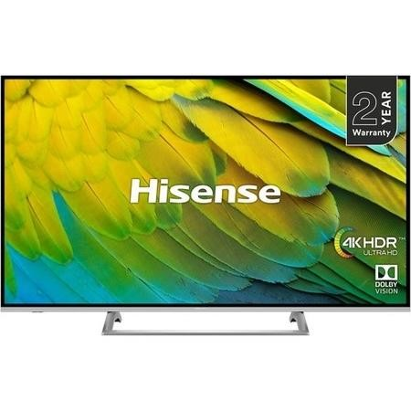 "Hisense H55B7500 55"" 4K Ultra HD Smart HDR LED TV with Dolby Vision"