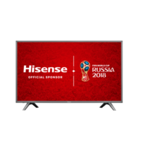 "Hisense H43N5700 43"" 4K Ultra HD HDR Smart LED TV"