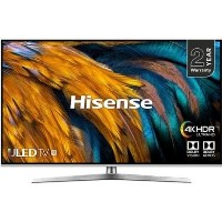 "Hisense H50U7B 50"" 4K Ultra HD Smart HDR ULED TV with Dolby Vision and Dolby Atmos"