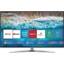 "A3/H55U7BUK/NS Refurbished Hisense 55"" 4K Ultra HD with HDR10 LED Freeview Play Smart TV without Stand"