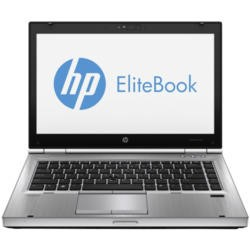 Hp EliteBook 8470p Core i5 4GB 500GB Windows 7 Pro Laptop with Windows 8 Pro Upgrade