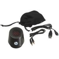 Hewlett Packard HP Mini Portable Speaker - Black