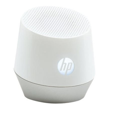 Hewlett Packard HP Mini Portable Speaker - Pearl White