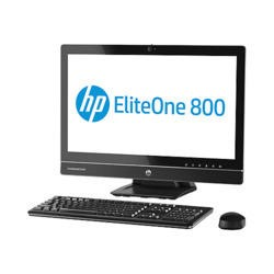 "Hewlett Packard HP 800EO Non touch i5-4570S 4GB 500GB 23"" Windows 7/8 Professional All In One"