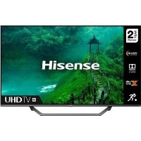 "Hisense 50"" 4K Ultra  HDR10+ Smart LED TV with Dolby Vision"