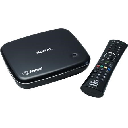 HB-1100S Humax HB-1100S Smart Freesat Receiver with Built-in Wi-Fi