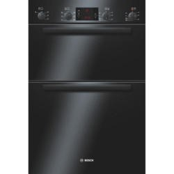 Bosch HBM43B260B Classixx Electric Built-in Double Multifunction Oven - Black