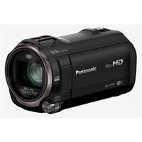 Panasonic HC-V770 Camcorder Black FHD 12.76MP 20xZoom 3.0LCD WiFi SD/SDHC/SDXC
