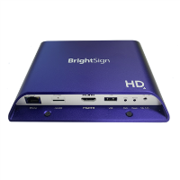 BrightSign HD1024 Mainstream Full HD Expanded I/O Media Player