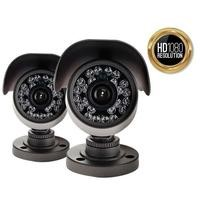Yale HD1080p Twin Camera Pack with 30m Night Vision