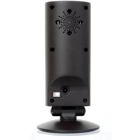 SpotCam HD Pro Outdoor Wireless Video Monitoring Surveillance Camera with 24-Hour Cloud Continuous Recording Black