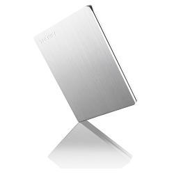 Toshiba STOR.E SLIM for Mac 500GB Silver external HDD