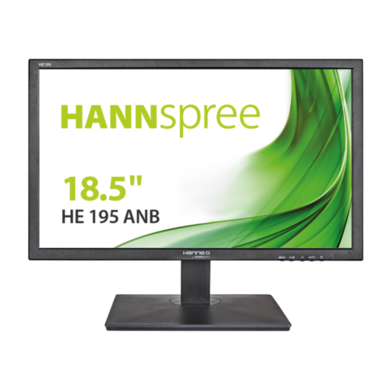 "Hannspree HE195ANB 18.5"" HD Ready Monitor"