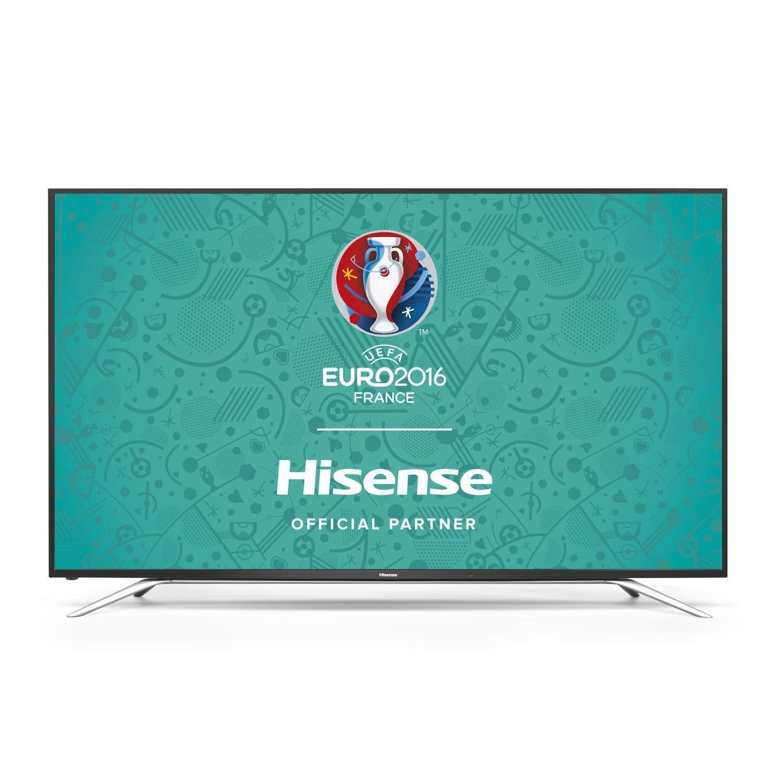 Hisense 65 Inch Smart 4K Ultra HD LED TV Laptops Direct