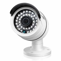 HomeGuard 1080p HD Analogue Bullet Camera with Night Vision - 1 Pack