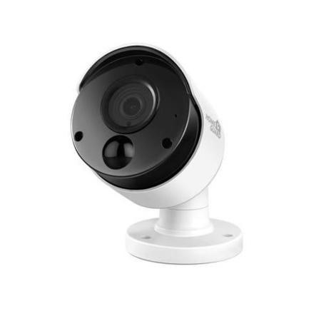 HGPRO838 HomeGuard 1080P Heat-Sensing PIR Bullet Camera with Night Vision