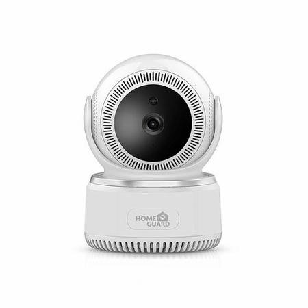 HGWIP812 HomeGuard 1080P Pan & Tilt WiFi Camera with Remote Control