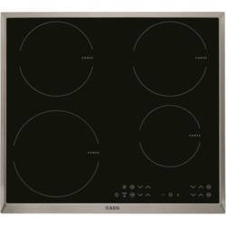 AEG HK634200XB OptiFit 60cm Touch Control Induction Hob - Stainless Steel Trim