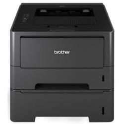 BROTHER HL-5450DNT Network Ready High Speed Office Mono Laser Printer with Lower Tray and free extended warranty