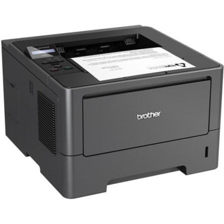 Brother HL5470DW A4 Mono Laser Printer with extended warranty