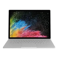 Microsoft Surface Book 2 Core i7-8650U  13.5 Inch 16GB 1TB GeForce GTX 1050 Windows 10 Pro Touchscreen 2 in 1 Laptop in Silver
