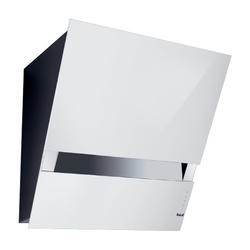 Best HOOD-BE-KT-55-WH Kite Angled 55cm Chimney Cooker Hood White