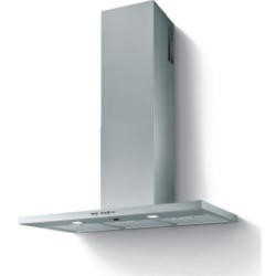 Best HOOD-UN-NE-90-SS Nettuno Shelf Style 90cm Chimney Cooker Hood Stainless Steel
