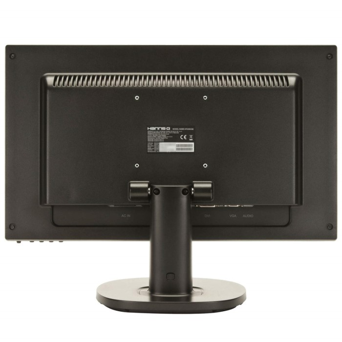 "Hanns G HP226DGB 22"" DVI Speakers Full HD Monitor"