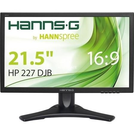 "Hannspree HP227DJB 21.5"" DVI Full HD Monitor"