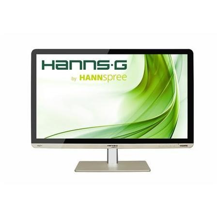 "GRADE A1 - GRADE A1 - As new but box opened - Hannspree HQ271HPG 27"" IPS LED 2560 x 1440 16_9 7ms VGA DVI HDMI Speakers Monitor"