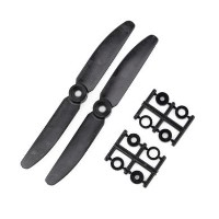 HQ Prop 6045 6x4.5 CW Propeller Pair In Black