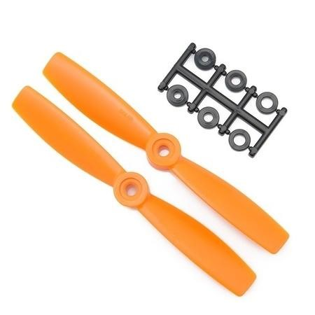 HQP010705454 HQ Prop 5045 5x4.5 CW Propeller Pair In Orange