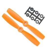 HQ Prop 5045 5x4.5 CW Propeller Pair In Orange