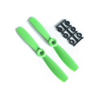 HQ Prop 5545 5.5x4.5 CW Propeller Pair In Green