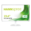 "A1/HS246HFW Refurbished Hannspree HS246HFW 23.6"" IPS Full HD Monitor"