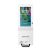 Hygiene Tech Digital signage screen with Hand Sanitiser - Built-In Android