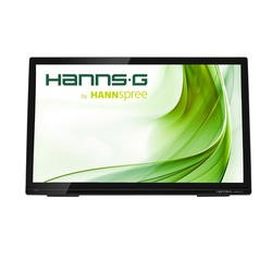 Hannspree 27 INCH  HT273HPB  touch screen monitor  1920 x 1080  hDMI  VGA & Speakers