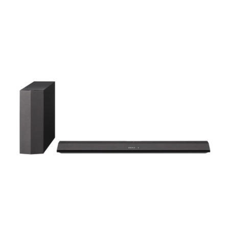 Sony HT-CT370 2.1ch Soundbar and Subwoofer - Black