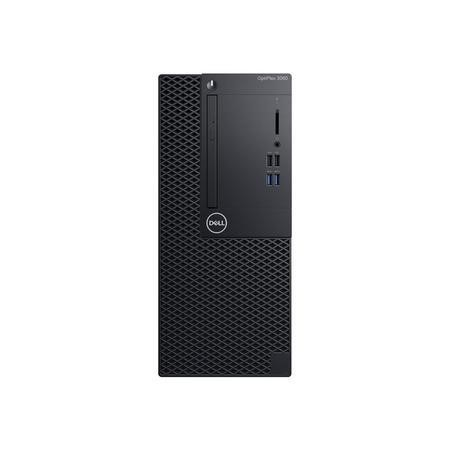 HV7YR Dell Optiplex 3060 MT Core i3-8100 4GB 500GB DVD-RW Windows 10 Desktop