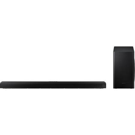 Samsung HW-Q60T/XU Wireless Flat Soundbar with DTS Virtual Dolby Digital and DTS Surround Sound